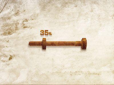nut and bolt progress bar LOL