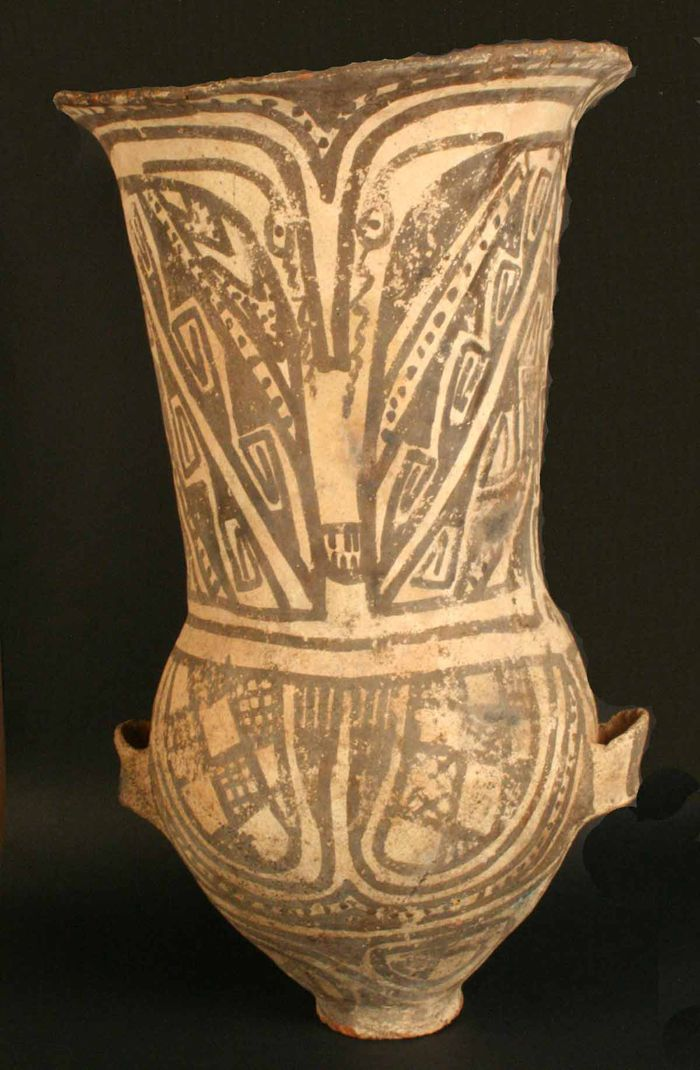 Urna funeraria – Museo Chileno de Arte Precolombino Museo Chileno de Arte Precolombino
