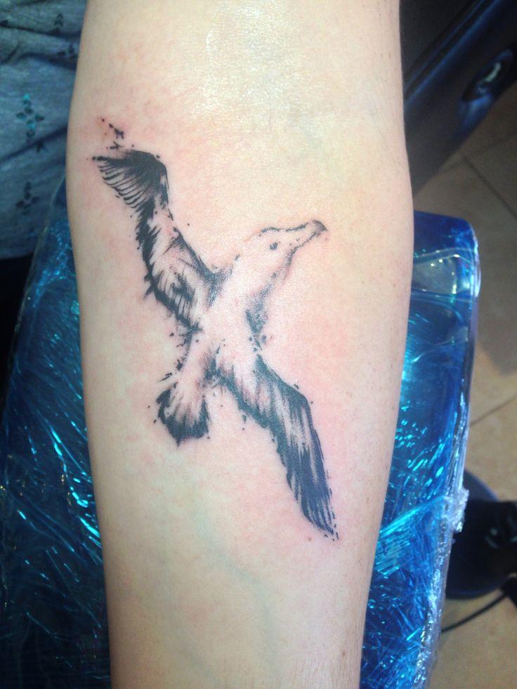 Albatross Tattoo