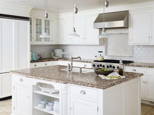 Laminate Kitchen Countertops With White Cabinets 65 best kitchen images on pinterest | kitchen ideas, kitchen