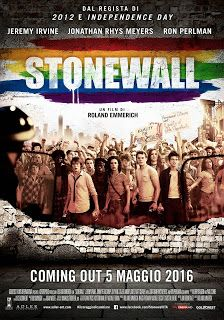 Wellness WITH Chiara R.: Cineforum: Stonewall