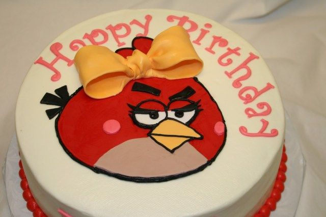 21 Exclusive Photo Of Angry Birds Birthday Cake Angry Birds