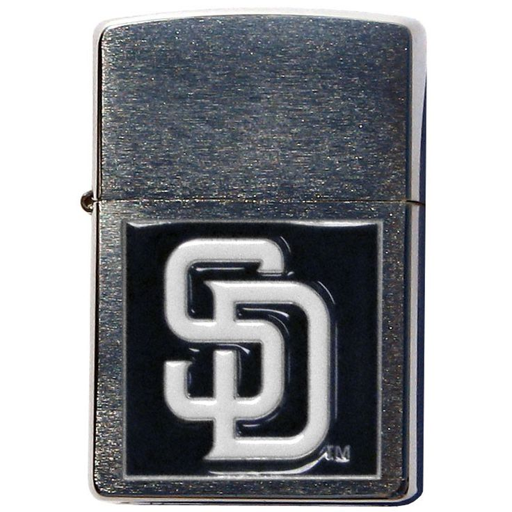 San Diego Padres Zippo Lighter Products Pinterest