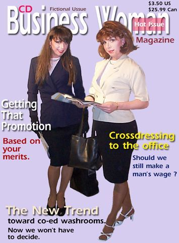 Cd Business Woman Magazine Shame It S Fictional