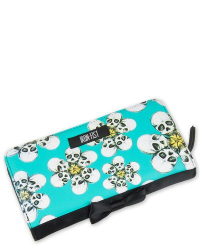 "RIOTLAB - Wallet - Iron Fist ""Tripping Daisies"""