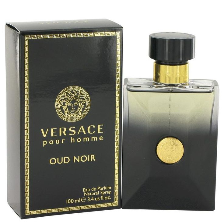 Versace Pour Homme Oud Noir by Versace for Men