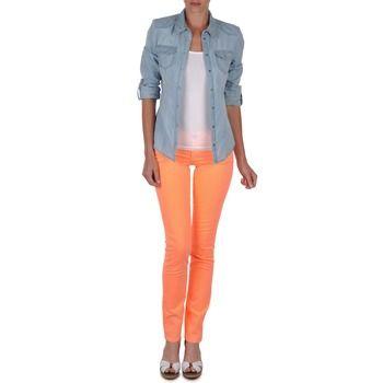Cassis Fluo Orange