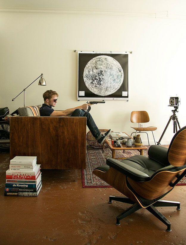 Loft Apartment Decorating Ideas Magnificent Decorating Inspiration