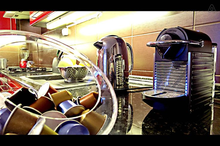 QUALITY KITCHEN EQUIPMENT to help you achieve a great start to your day...