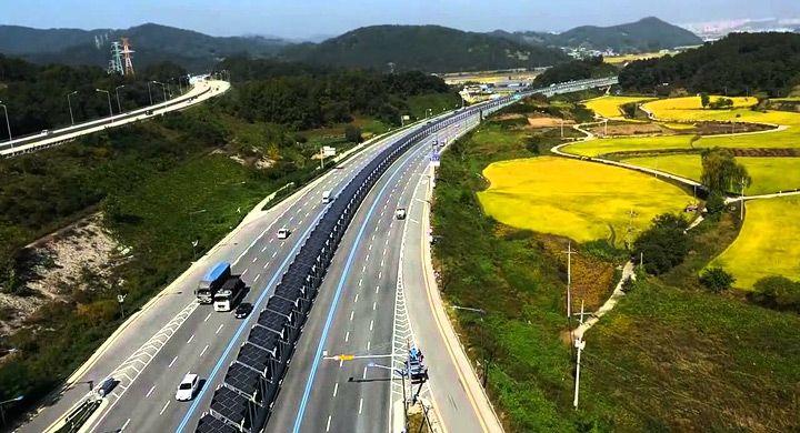 ¿Conoce la propuesta #sustentable de #Corea del Sur sobre la ciclovía con paneles solares? #Hogaressauce.