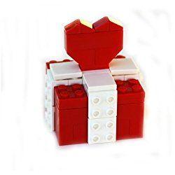 LEGO Creator Mini Figure Set #40029 Valentines Day Box Bagged