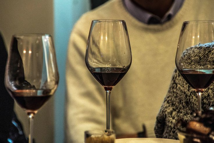 https://flic.kr/p/DTPmfu | Blacksmith Cabernet/Langmeil Winery w kieliszkach KROSNO