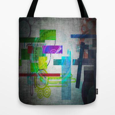 Mechanics Tote Bag by Fine2art - $22.00