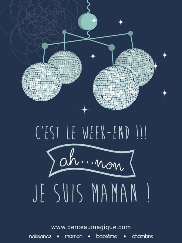 C'est le week-end ! Oh... non je suis maman #truelife #parents #weekend #vismaviedemaman #superparent