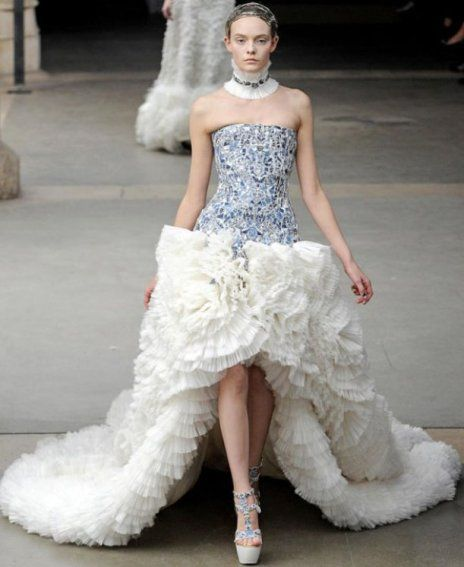 37 best Exotic Wedding Gowns images on Pinterest Wedding