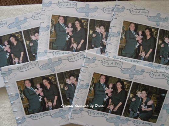Baptism photo albums