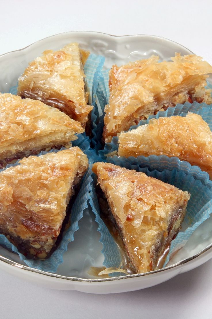 Easy Baklava!   One of my all time favorite treats during the holidays!   Happy eating!!