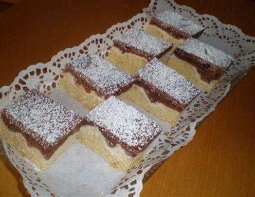 Topfenwellen-Schnitte nach Großmutter-Art - Rezept - ichkoche.at