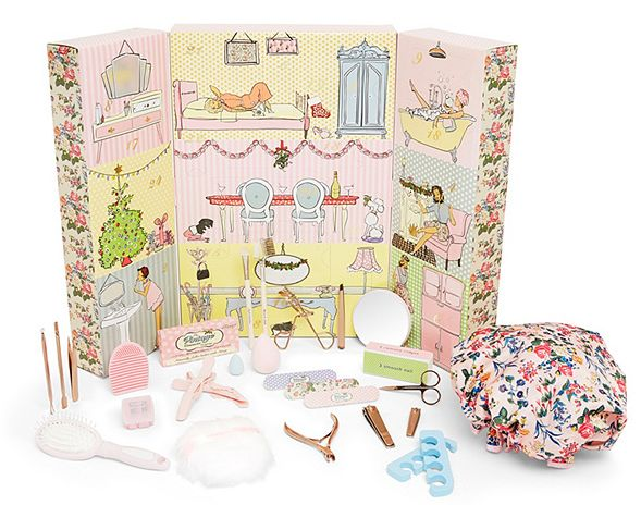 qvc The Vintage Cosmetic Company Luxury Beauty Advent Calendar sep 2017 see more at icangwp blog.png