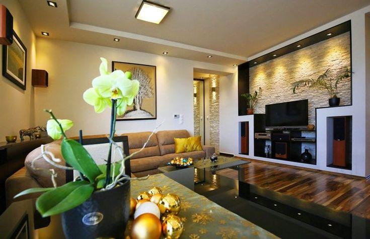 55m2 es lak s modern s otthonos berendez se j p t s for Design apartment 2 budapest