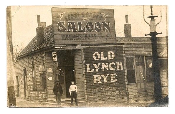 Those Pre-Pro Whiskey Men!: Patrick Lynch and the Signs of His Times