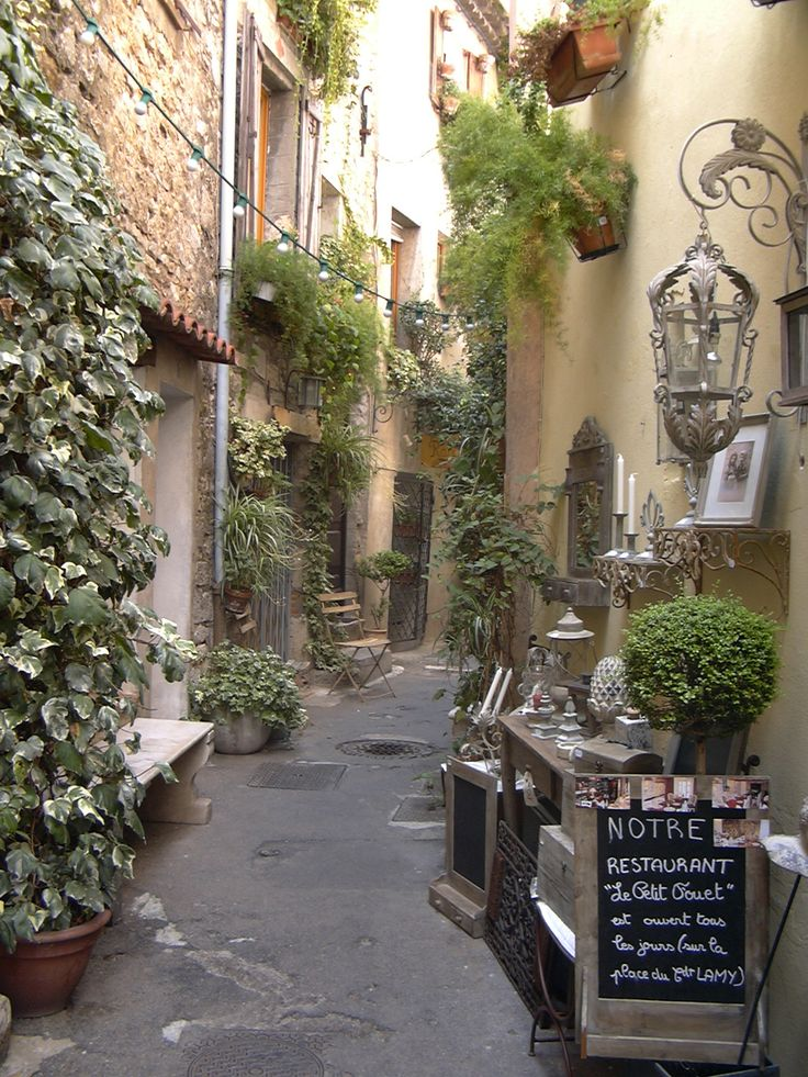 In Provence, there is wine on every table in every restaurant, you are expected to drink it. All I did was walk and eat cheese, bread, olives and drink wine. I would have died happy too.