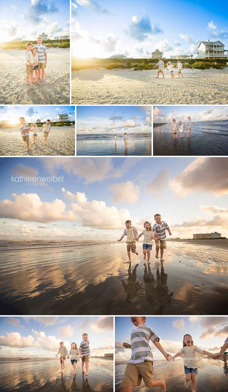 Kathleen Weibel Photography - Lovin' Summer | Galveston Beach Family Photographer