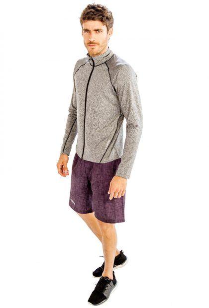 #Light #Grey #Simple #Shorts @alanic.com