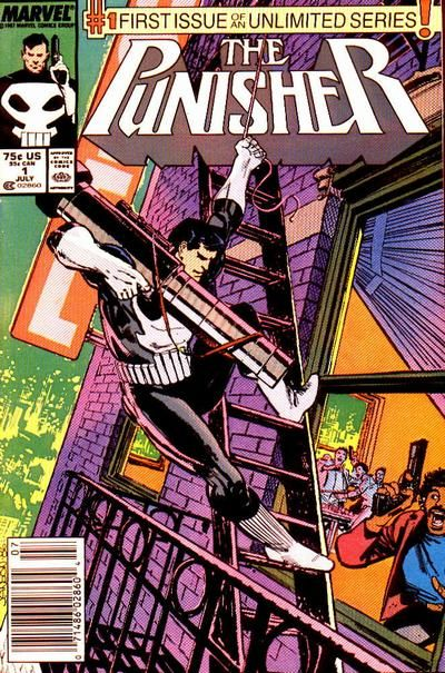 Top Five Most Iconic Punisher Covers - Comics Should Be Good! @ Comic Book ResourcesComics Should Be Good! @ Comic Book Resources