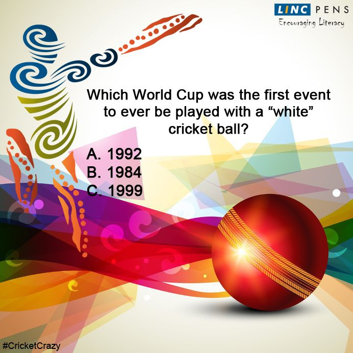 Question #26 ‪#‎CricketCrazy‬ ‪#‎WorldCup15‬
