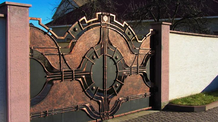 Wrought Iron Gate Models                                                                                                                                                     More