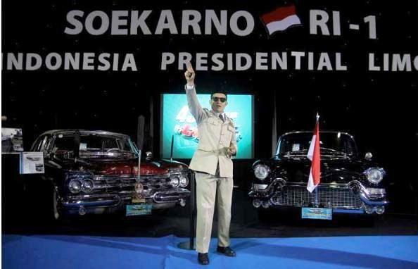 WOW ! Koleksi Mobil Klasik Presiden Pertama Republik Indonesia (1) Berikut daftar mobil milik Ir. Soekarno semasa hidupnya  #mobilWOW