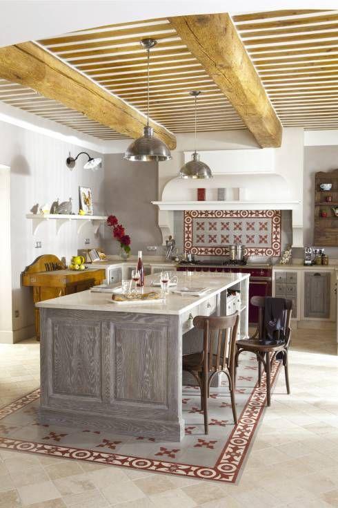 Кухня в . Автор - ateliers poivre d'ane