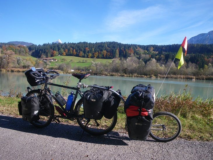 Beteteros trailers Evo 2 maraton en Alemania
