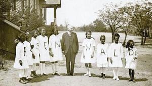 Julius Rosenwald's generosity captured in new film - Chicago Tribune