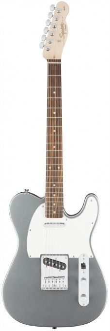 Squier Affinity Telecaster - Slick Silver | GigGear
