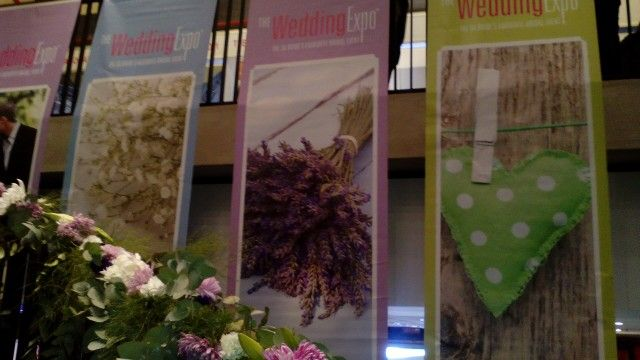 The Wedding Expo.