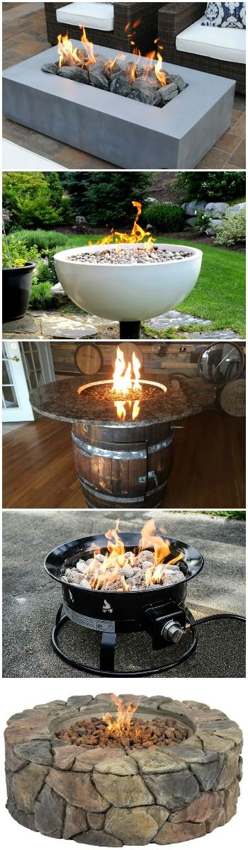 Best Outdoor Gas Fire Pits -