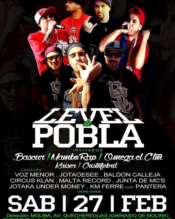 LEVEL DE POBLA – Heyevent.com