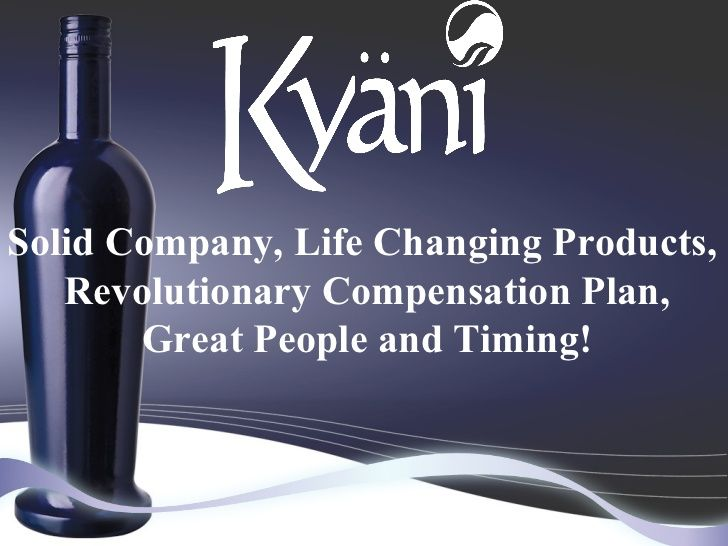 Be a part of the worldwide phenomenon! Learn more about the benefits of becoming a distributor! #kyani #changelives