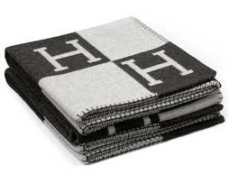 Hermes blanket only $1300 !