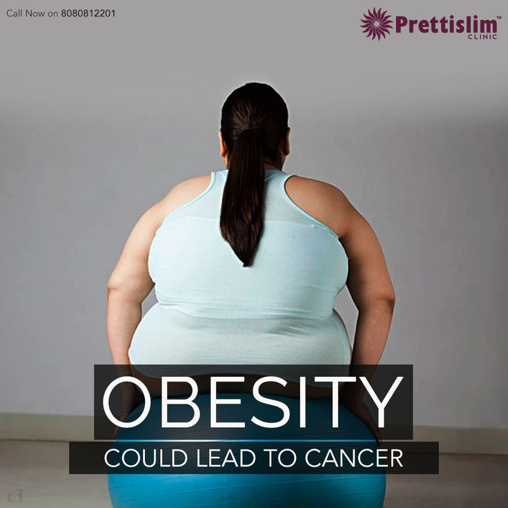 #FitnessForum #DidYouKnow that obesity can also lead to cancer? Read More:  https://www.prettislim.com/gallery/fitness-forum/obesity-could-lead-to-cancer/  Chat with a #Prettislim Doctor NOW: www.bit.ly/ChatWithOurDoctor #fattofit