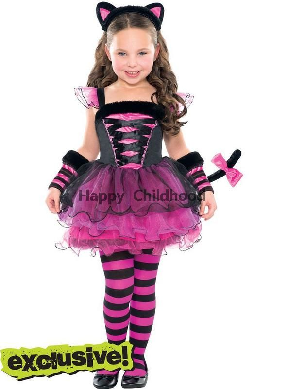Retail 2014New christmas girls clothing sets Catwoman Set Stripe of bitter fleabane bitter fleabane dress striped pants headband #>=#>=#>=#>=#> Click on the pin to check out discount price, color, size, shipping, etc. Save and like it!