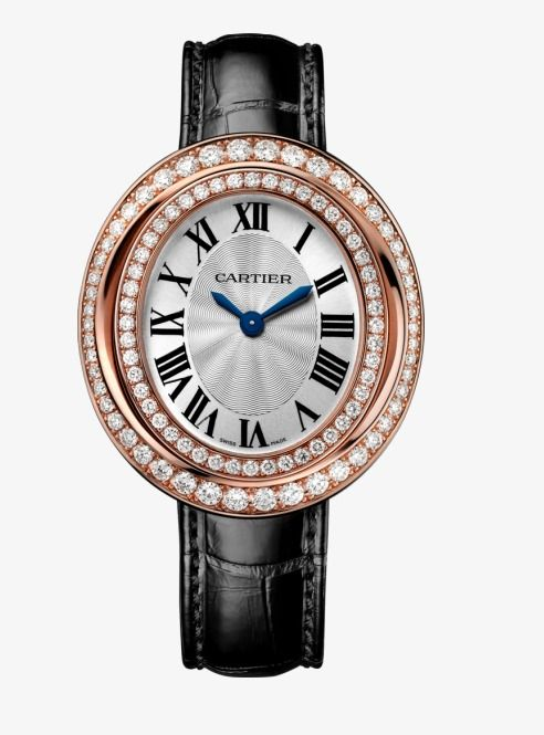 cartier ladies watch black watch, Product Kind, Cartier, Watch PNG Image