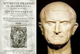 """16 –  El tratado más antiguo que se conserva sobre Arquitectura se titula  """"De Architectura"""" y lo escribió  Vitruvio, Siglo I aC."""