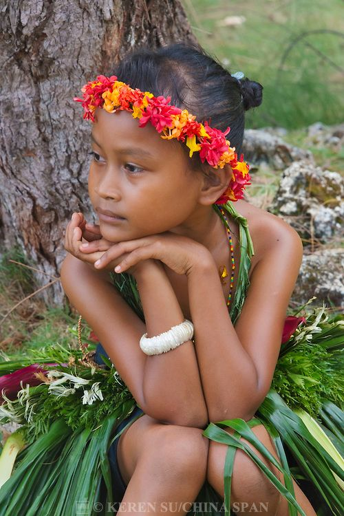 micronesia girls