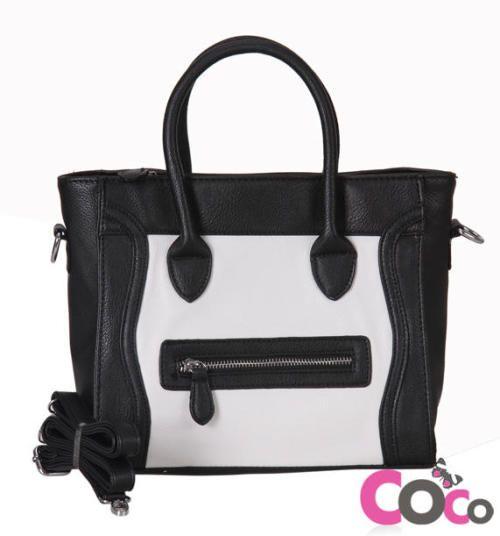 Black&White Cute Summer 2012/13 Korean Collection Hand/Shoulder Bag