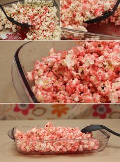Te enseño cómo hacer unas palomitas diferentes, de colores arcoiris con caramelo super ricas. es una receta crafty muy fácil para una eplicula
