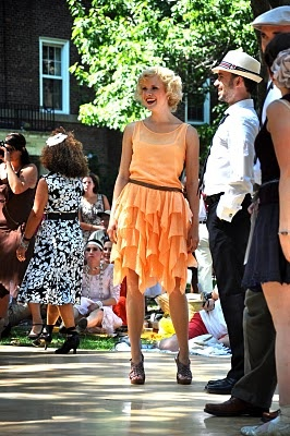 Alex Crawford Photography: Jazz Age Lawn Party at Governor's Island