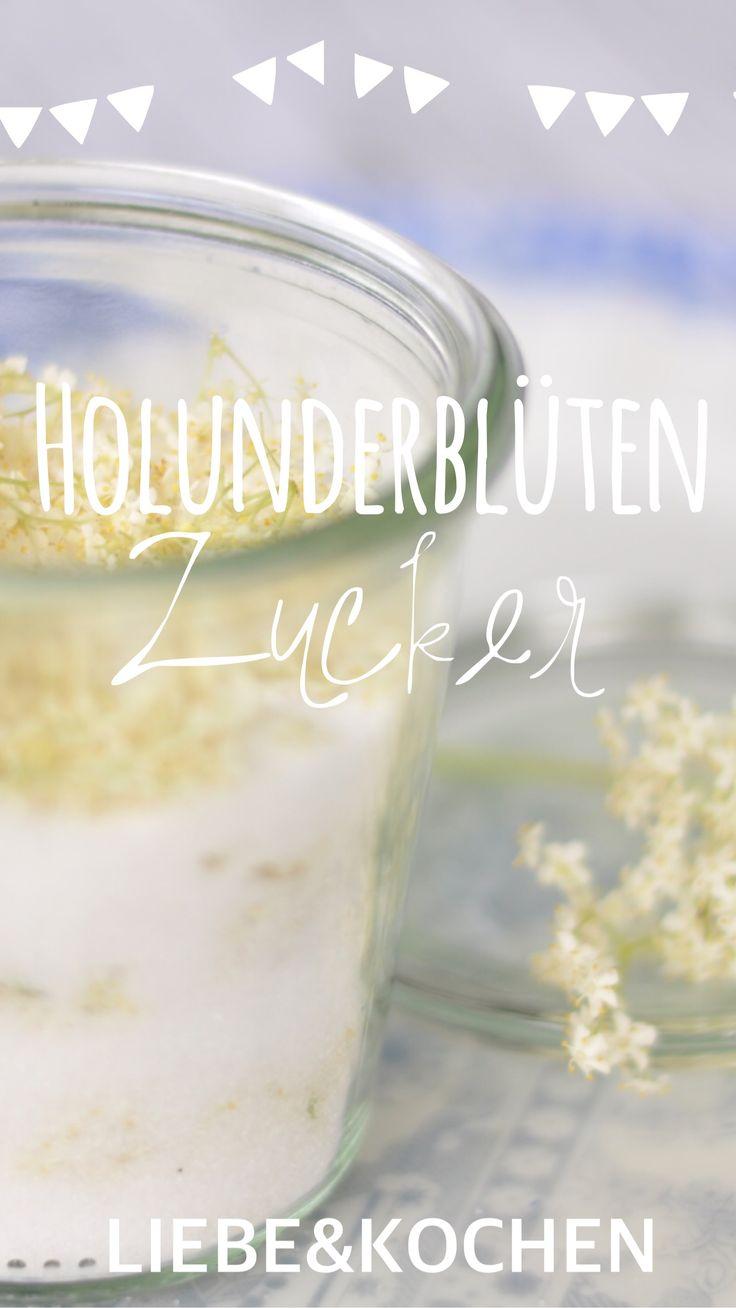 Ein paar letzte Holunderblüten sind noch an den Sträuchern und Du bist nicht so der Sirup-Typ? Wie wäre es mit Holunderblütenzucker für die nächste besondere Creme Brulé oder als Ersatz für den Sirup?   Es ist ganz einfach! Schaut doch vorbei!   LIEBE&KOCHEN | Foodblog Munich